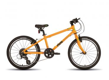 Frog Bikes 55 Alu 20Zoll orange