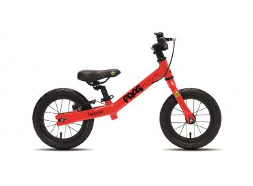 Frogbikes Tadpole 12 Zoll Alu Laufrad ab 2-3 Jahre rot